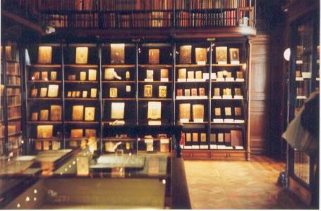 Eclairage bibliothèque